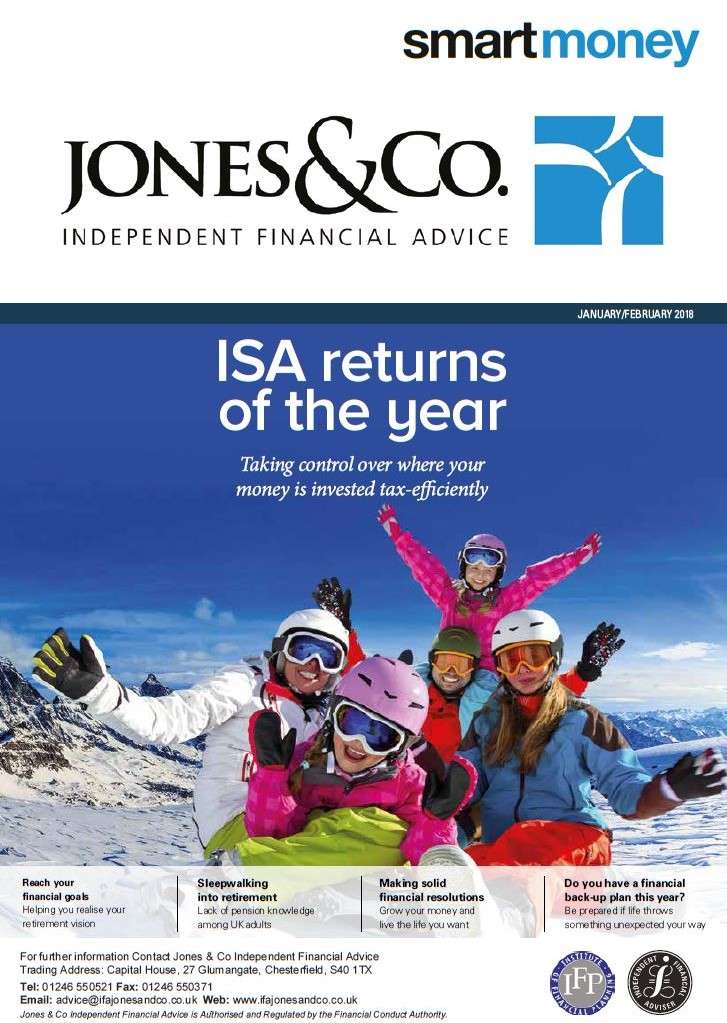 Jones & Co Smart Money January/February 2018