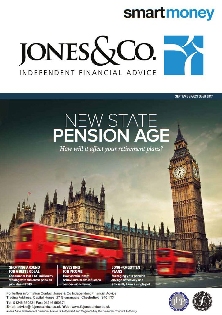 Jones & Co Smart Money Sept/Oct 2017
