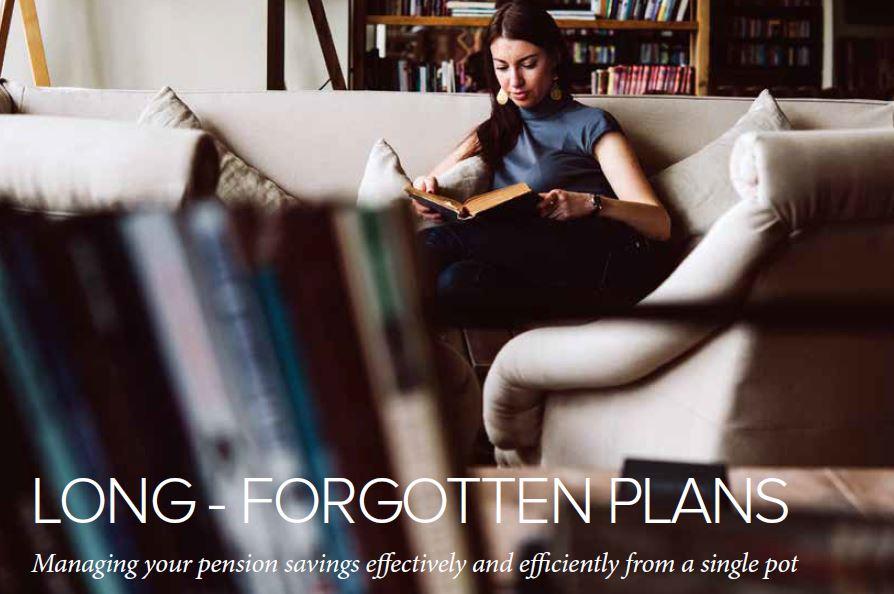 Long Forgotten Plans
