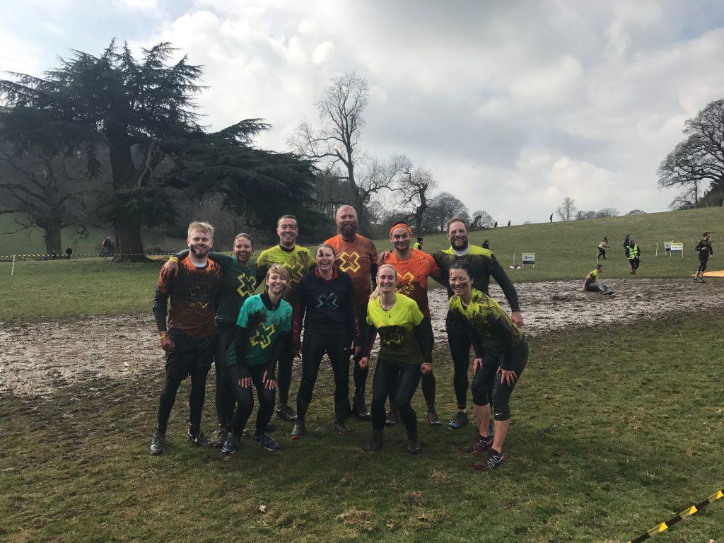 Mud, mud, glorious mud! Jones & Co take on XRunner