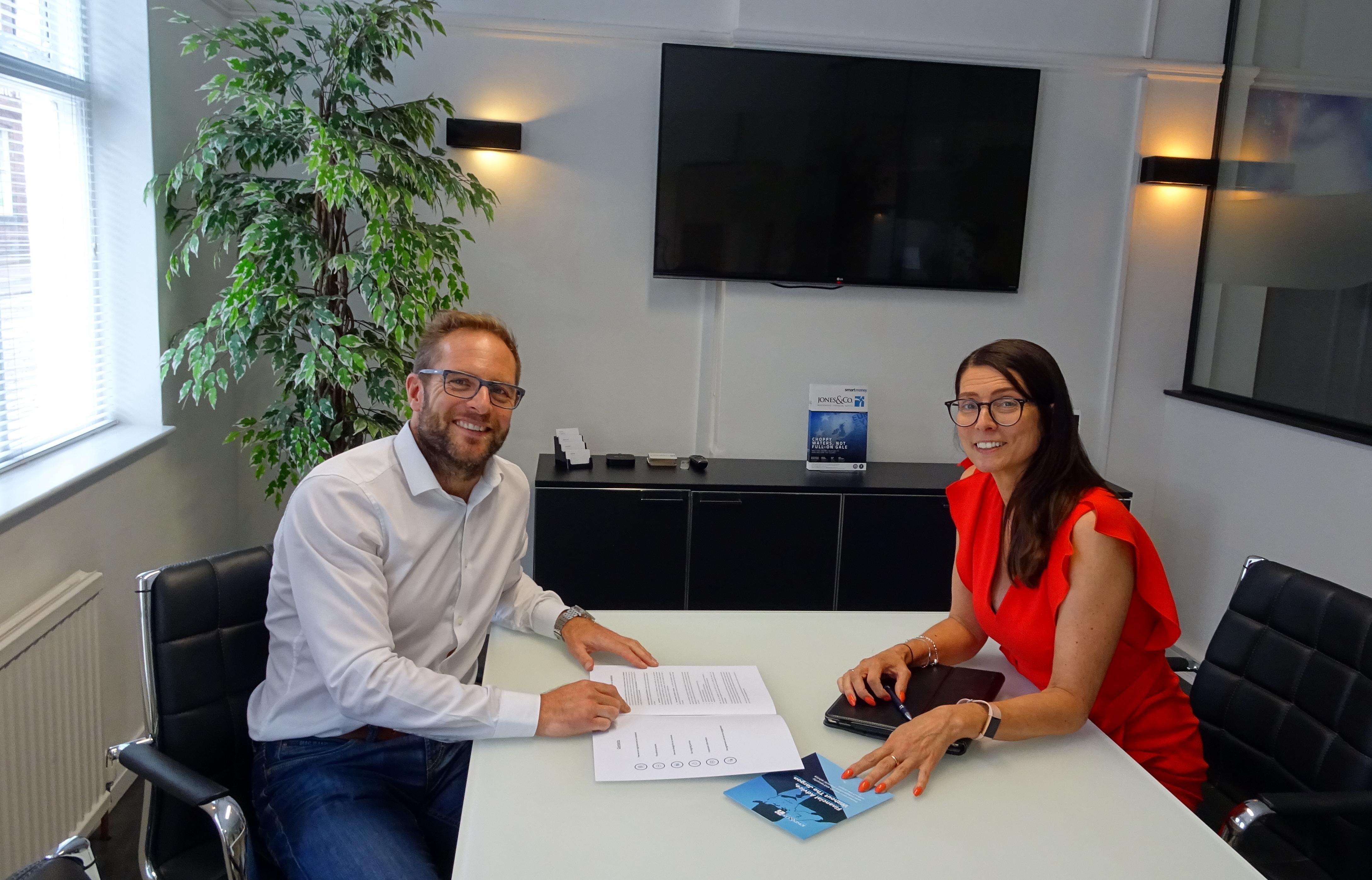 Experienced Financial Advisor Joins The Team!