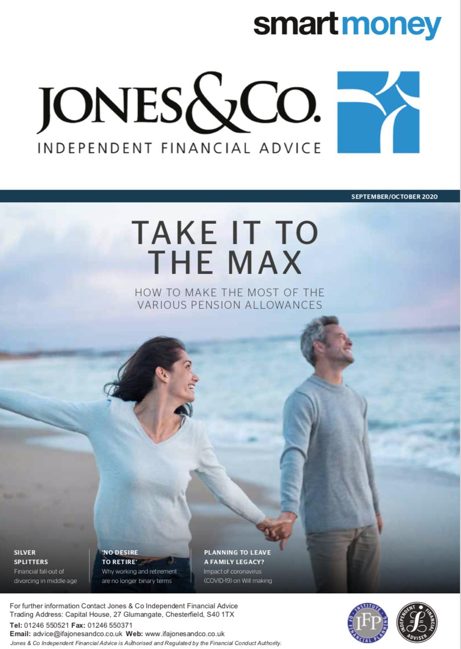 Smart Money Magazine: September/October
